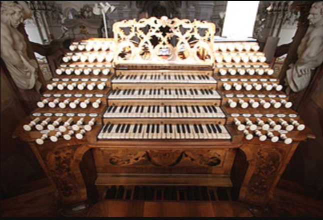 The great work devoted to the sonic capabilities of pipe organs.