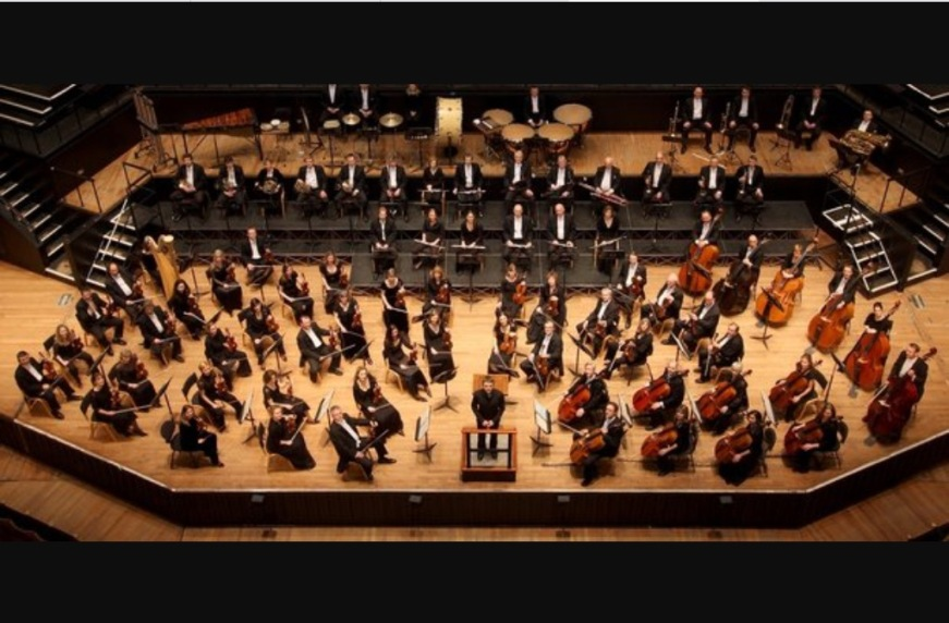 The vast majority of the symphonic orchestra was devoted to strings, which were given the most prestige.